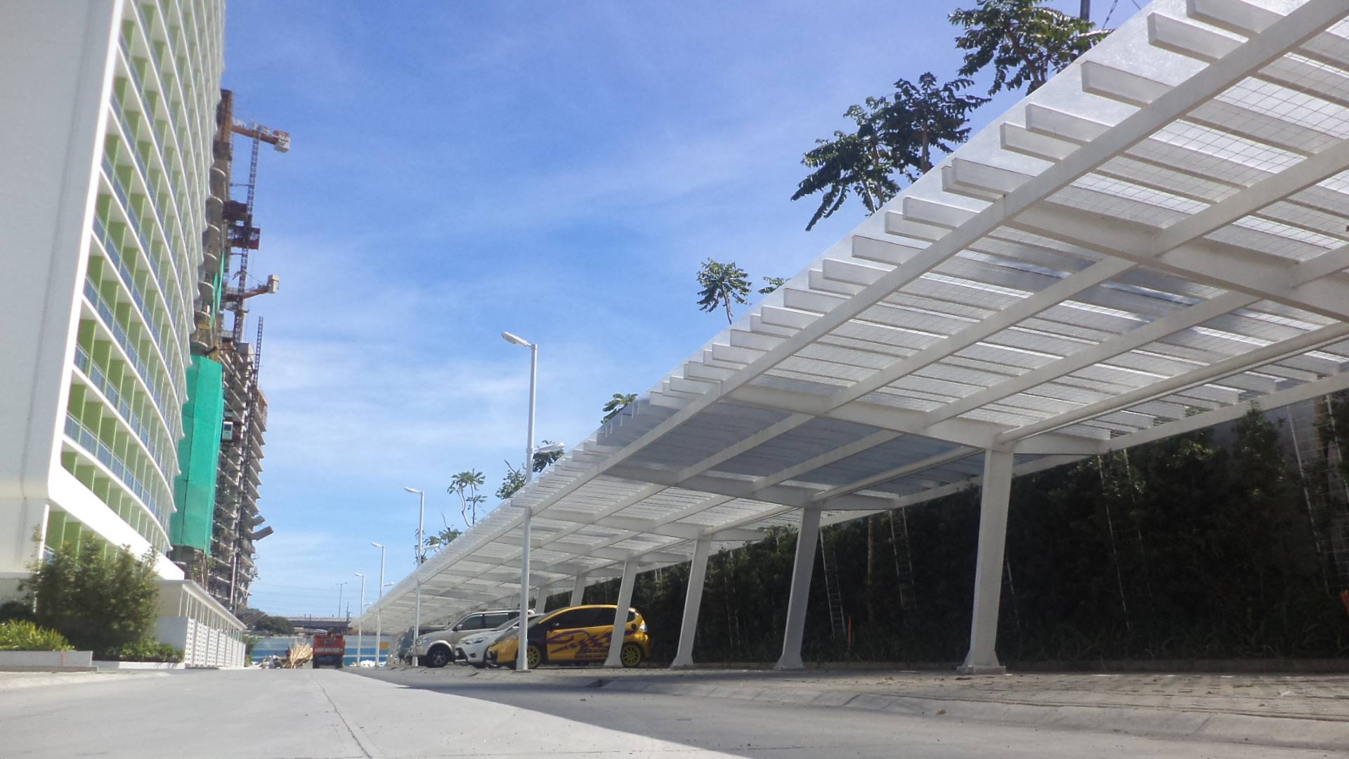 Polycarbonate Solid Sheet Philippines, Condo Roofing Design Installation Philippines