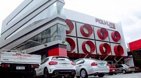 Polylite Industrial Corporation Head Office Building Las Pinas Manila Philippines