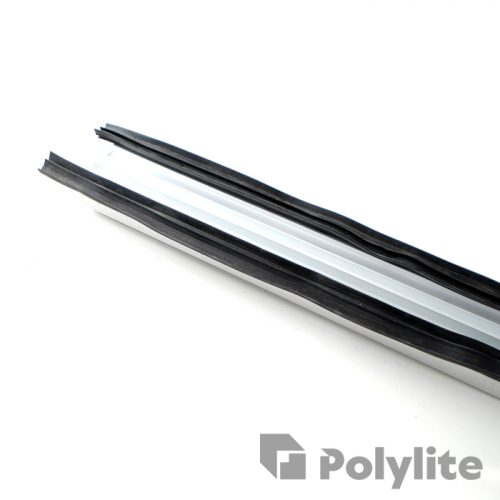 Aluminum Clamping Polycarbonate Accessories Polylite
