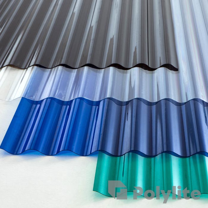Corrugated Polycarbonate Ribtype Polycarbonate Sheet For Sale Manila Philippines