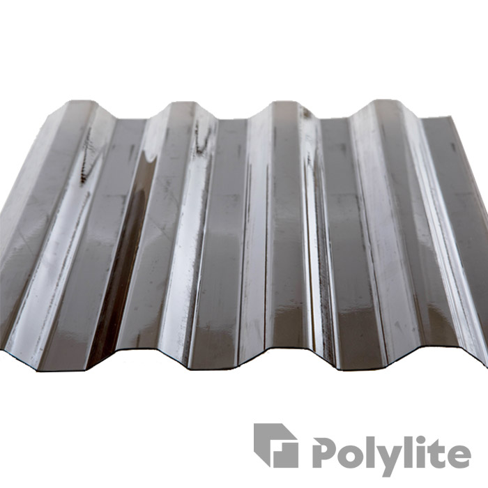 Rib Type Sheet Polycarbonate Roof Supplier Manila Philippines Polylite Industrial Corporation